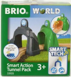 Brio 33935 Smart Action Tunnel Pack